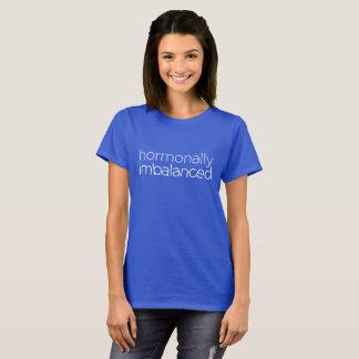 """Hormonally Imbalanced"" T-Shirt"