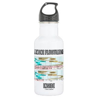 Hormone Fluctuations Inside (Menstrual Cycle) Stainless Steel Water Bottle