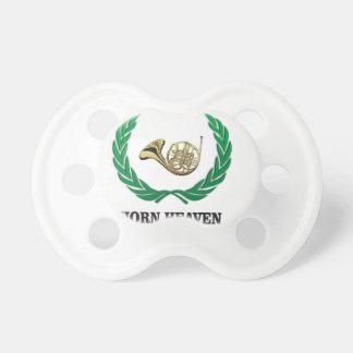 horn heaven art pacifier