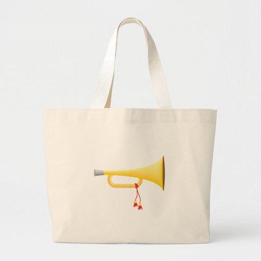 Horn Jumbo Tote Bag