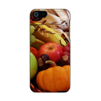Horn Of Plenty Metallic Phone Case For iPhone SE/5/5s