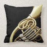 Horn Pillow