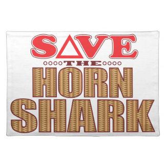 Horn Shark Save Placemat