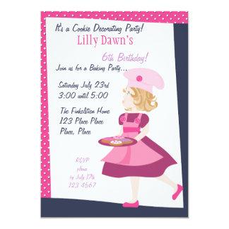 Hornada Cutie Invitación 12,7 X 17,8 Cm