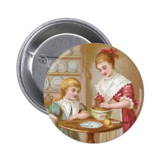 Hornada de la madre y de la hija del Victorian Pins