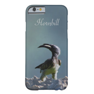 Hornbill bird Warrior spirit Barely There iPhone 6 Case