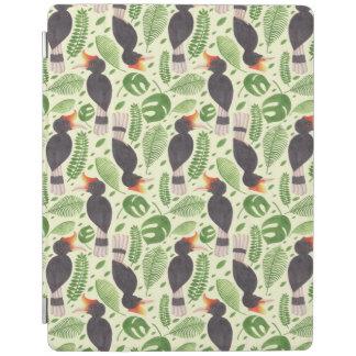 Hornbill the Tropical Bird iPad Smart Cover