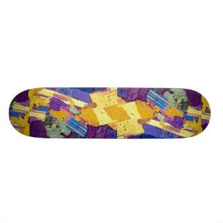 Hornblende Gabbro Custom Skate Board