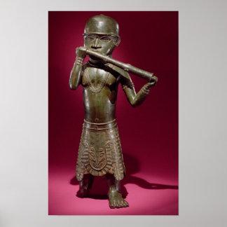 Hornblower, de Benin, Nigeria Póster