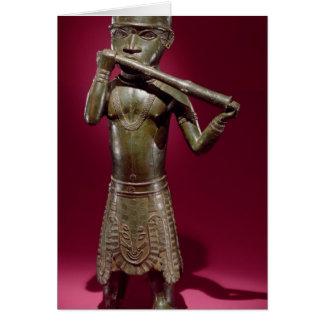 Hornblower, de Benin, Nigeria Felicitación