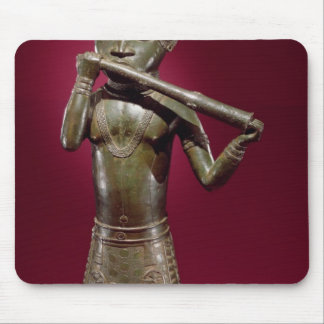Hornblower, from Benin, Nigeria Mouse Pad