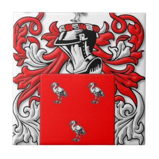 Horne Coat of Arms Tile