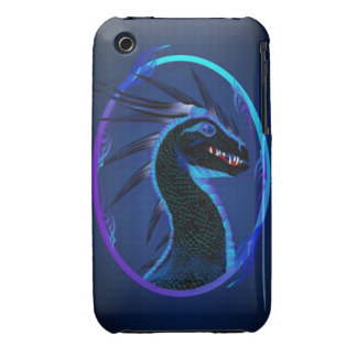 Horned Black Dragon Case