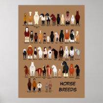 horned breds poster