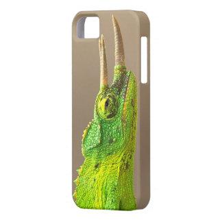 Horned Chameleon iPhone SE/5/5s Case