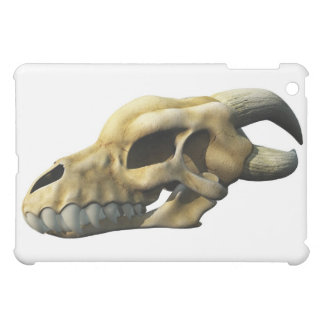 Horned Dragon Skull iPad Mini Cover