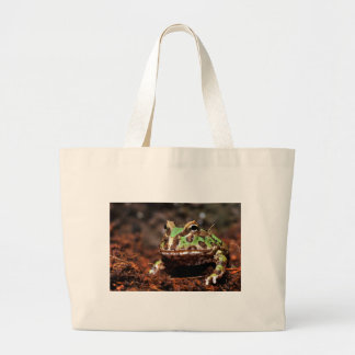 horned frog tote bags