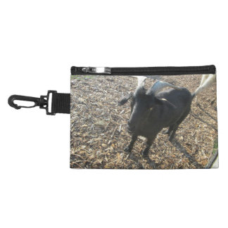 Horned Goat Accessories Bag