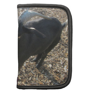 Horned Goat Folio Planners