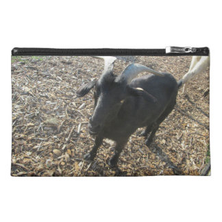 Horned Goat Travel Accessories Bag