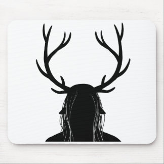 Horned God Mouse Pad