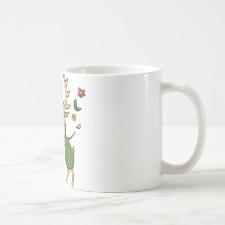 Horned God Spirit of Spring Coffee Mug