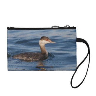 Horned Grebe Coin Wallet