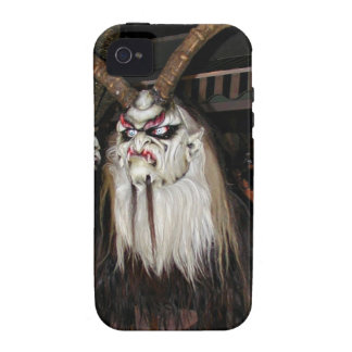 Horned Japanese Devil Mask Vibe iPhone 4 Covers