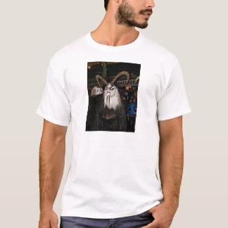 Horned Japanese Devil Mask T-Shirt