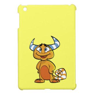 Horned Mythical Creature iPad Mini Cover
