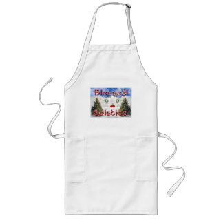 Horned One's Alter Long Apron