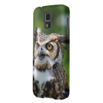 Horned Owl Case For Galaxy S5
