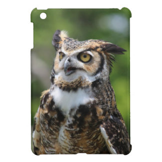 Horned Owl Cover For The iPad Mini