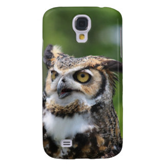 Horned Owl Galaxy S4 Case