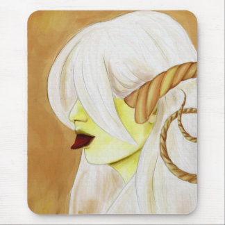 Horned Sidhe Mouse Pad