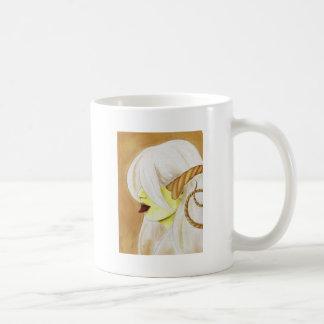 Horned Sidhe Classic White Coffee Mug