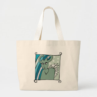 Horned Spirit Canvas Bags
