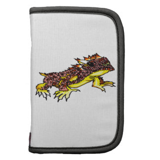 HORNED TOAD PLANNER