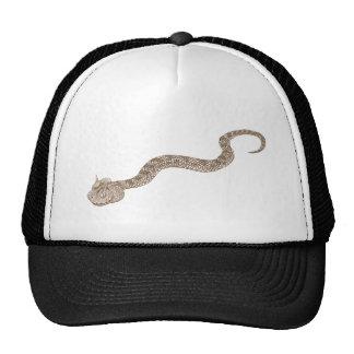 Horned Viper Trucker Hat