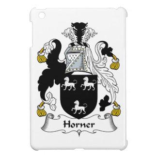 Horner Family Crest iPad Mini Cover