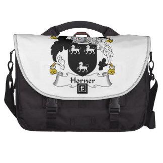 Horner Family Crest Laptop Commuter Bag