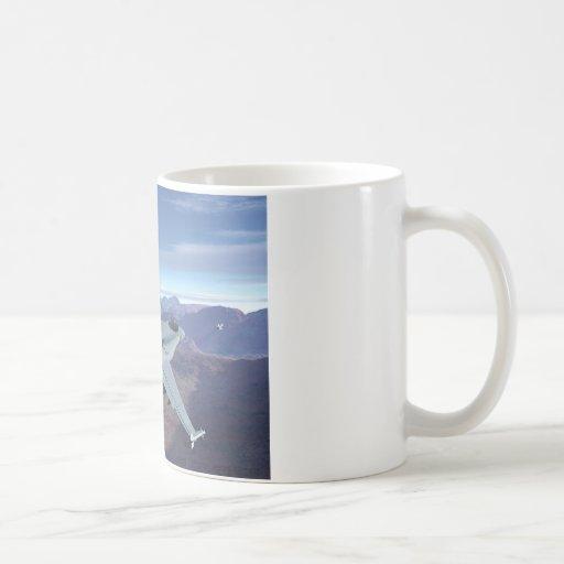 Hornet Attack Coffee Mug