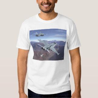 Hornet Attack T Shirt