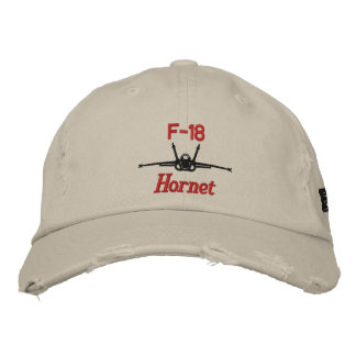 Hornet Golf Hat Embroidered Hats