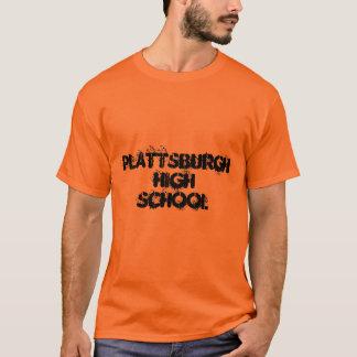 Hornet T - Plattsburgh High School T-Shirt