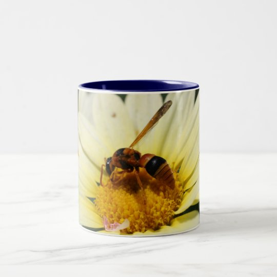 Hornet Two-Tone Coffee Mug