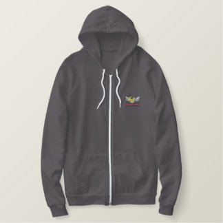 Hornets Embroidered Hoodie