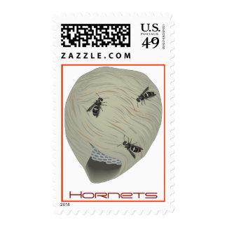 Hornets Stamp