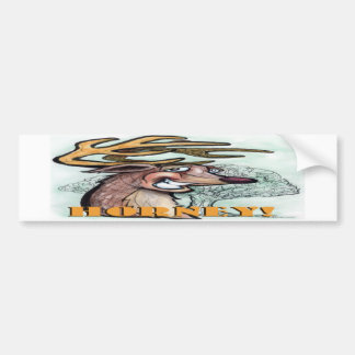 Horney Bumper Stickers