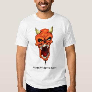 Horney little devil tee shirt